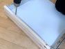 슬라이딩 레일 설치로 밥솥 자리 만들기