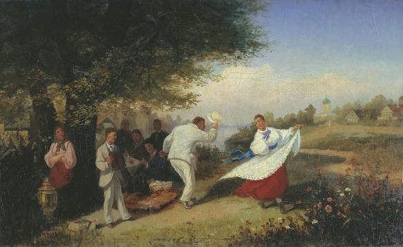 Пикник 1882년 솔로마트킨 레오니드 이반노비치
