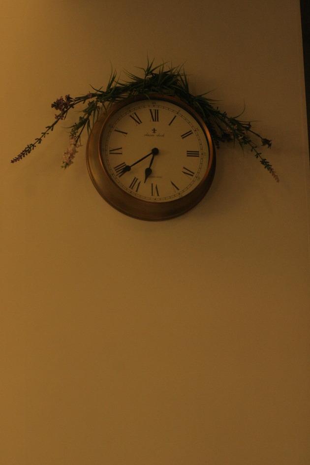 시계의 모습