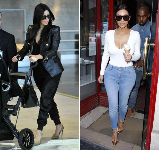 Inside Kim Kardashian 39 S 100 000 Paris Wardrobe 10 2j H