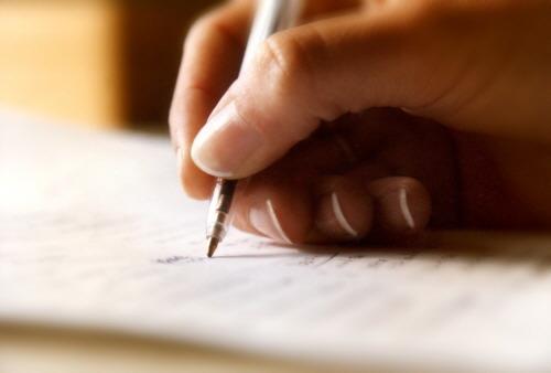 10분 글쓰기...