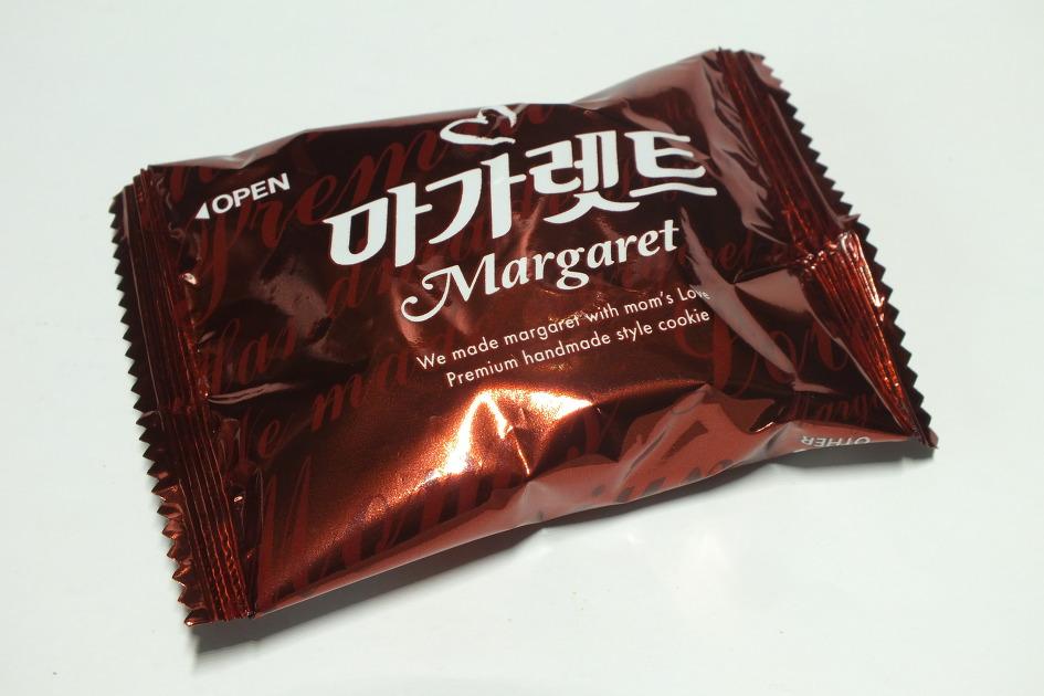 롯데제과 마가렛트 초코맘