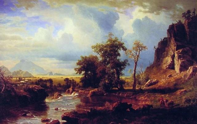 앨버트 비어슈타트의 작품세계Ⅰ[1854~1865]