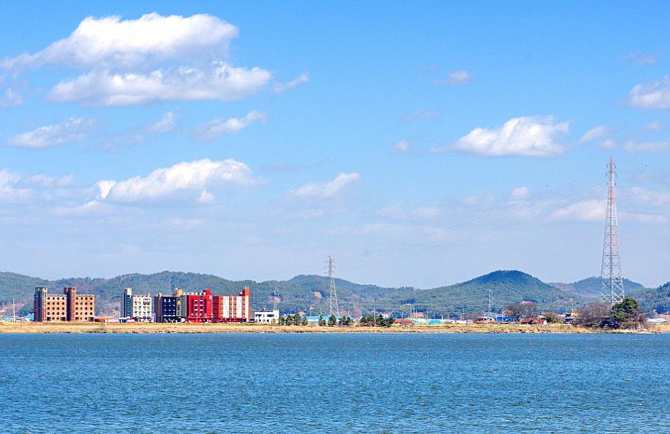 금강 하구 (성산, 응포, 서천) 방향