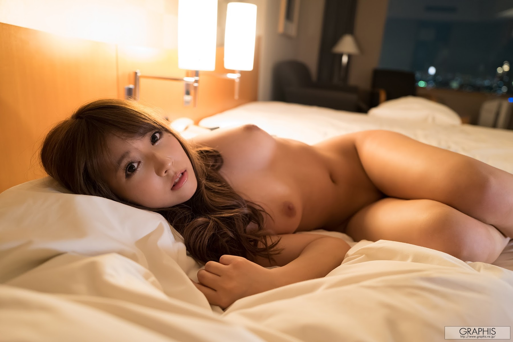 hot nude sexy Japanese model