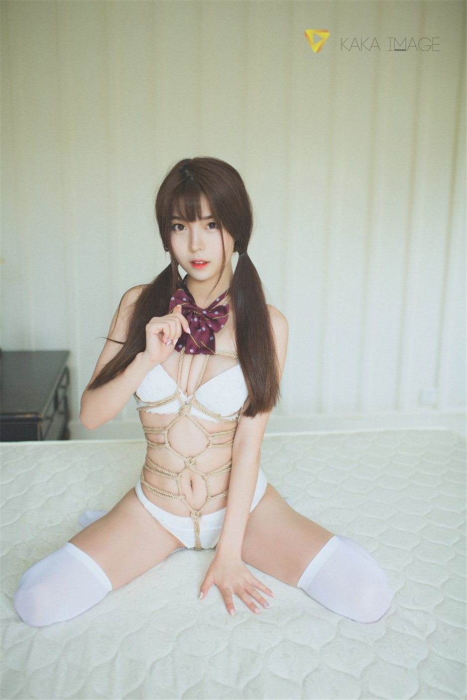 wired Japanese girl