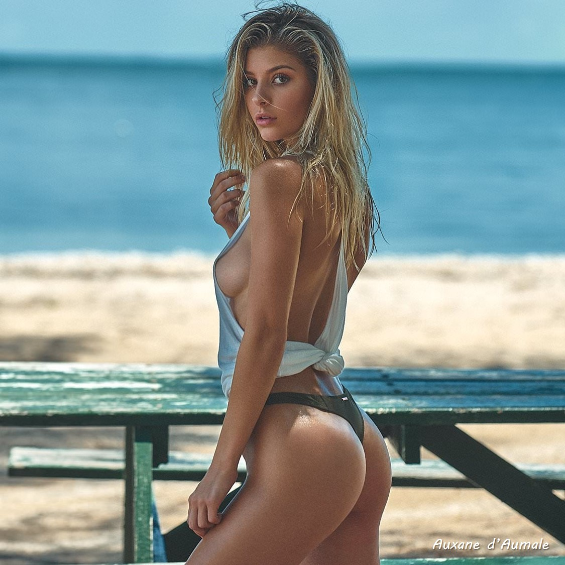 cool, a little bit sexy girl